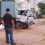 運転試験ミャンマー人技能実習生トレーニング