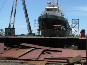 外国人造船就労者受入事業に関する告示と送り出し計画