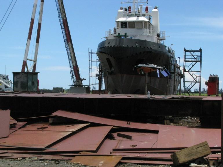 外国人造船就労者受入事業に関する告示