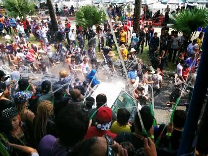 2017年4月大型連休によるミャンマー水祭り正月休みのお知らせ