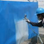 塗装ミャンマー人技能実習生トレーニング