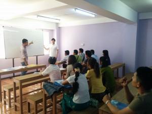 ミャンマー日本語学校STUDY&WORK JAPAN