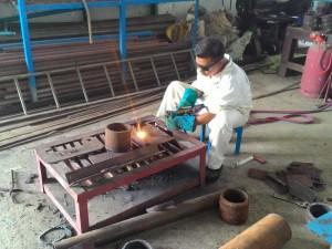 ミャンマー屈指の建設・溶接・造船業の技能実習生のトレーニングセンター
