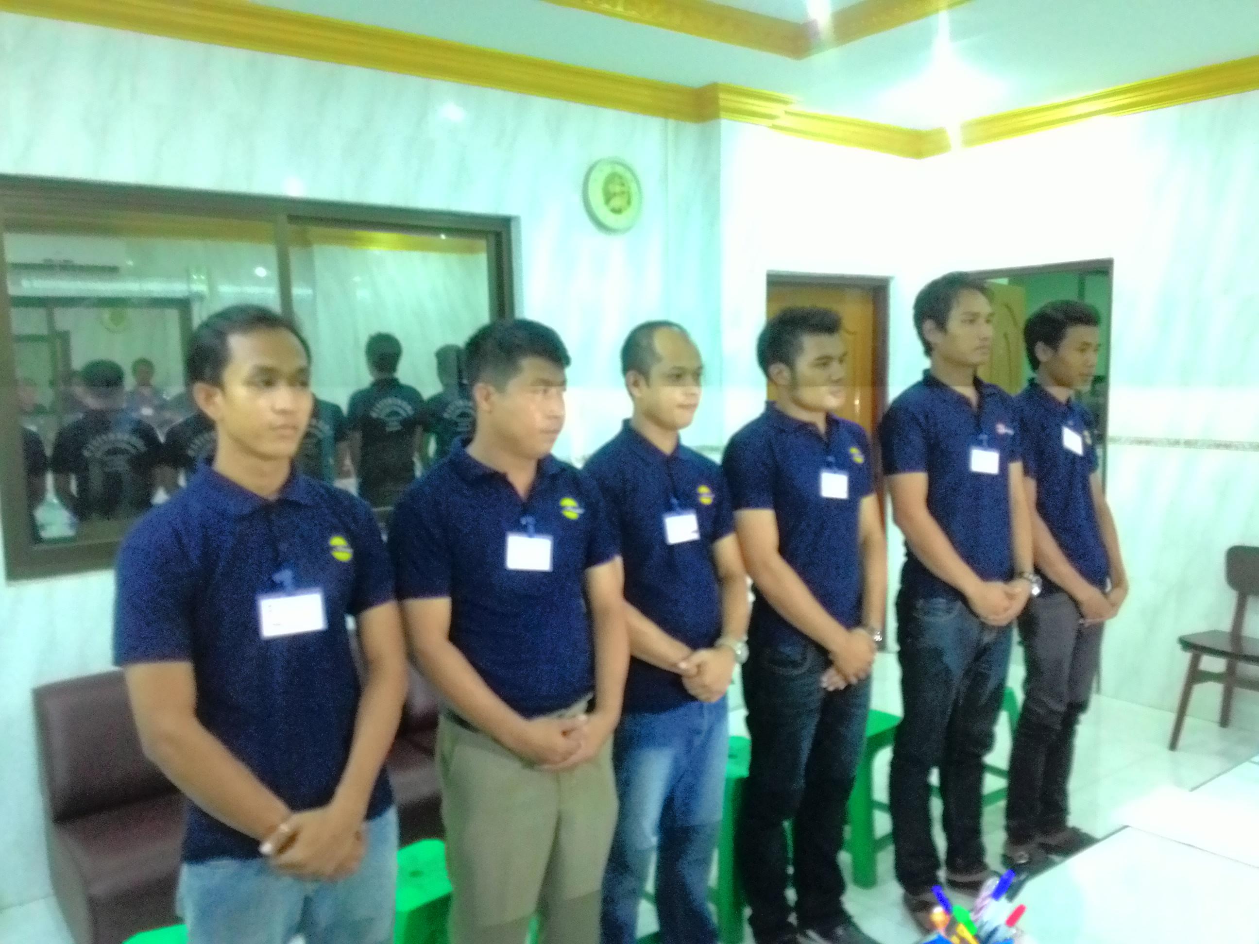 ミャンマー技能実習生採用面接、建設建築編
