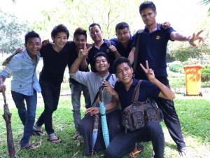 日本人ボランティアと技能実習生たちのふれ合い。日本人と接するということ。