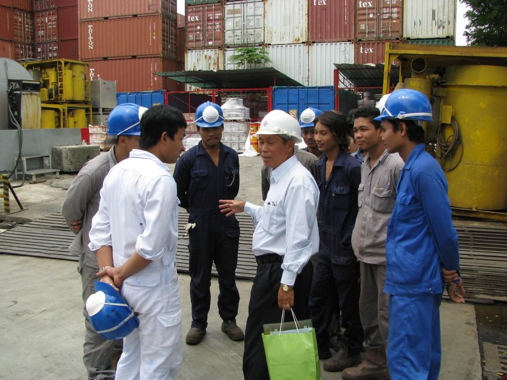 外国人建設就労者の人材育成と送り出し