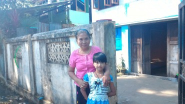 ミャンマー人技能実習生家庭訪問記