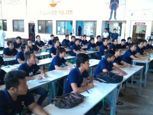 2015年総集編-「日本を目指して」ミャンマー技能実習生人材育成と送り出しの現場から
