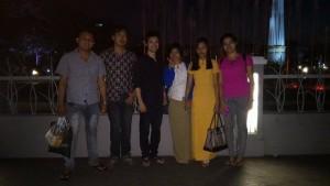 ミャンマー短期ボランティア
