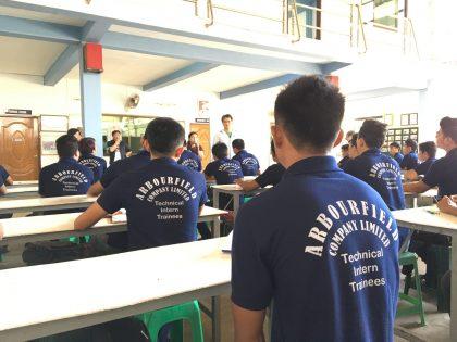 面接前から日本語学習で選抜に差を-ミャンマー技能実習生事前教育体制解説(1)