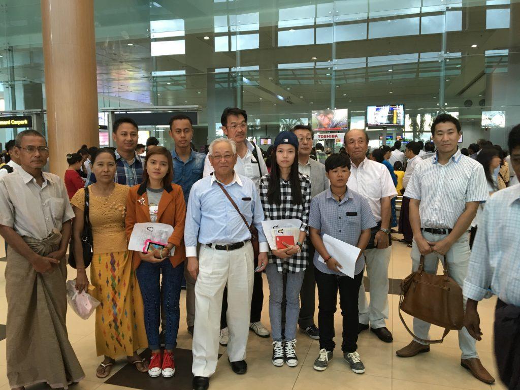 ミャンマー人技能実習生選抜の仕組み