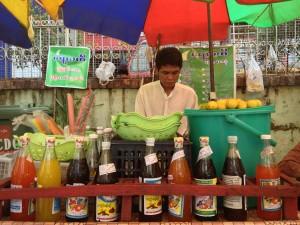 ミャンマー物価