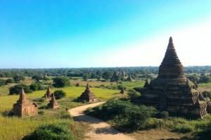 ミャンマー国内観光案内