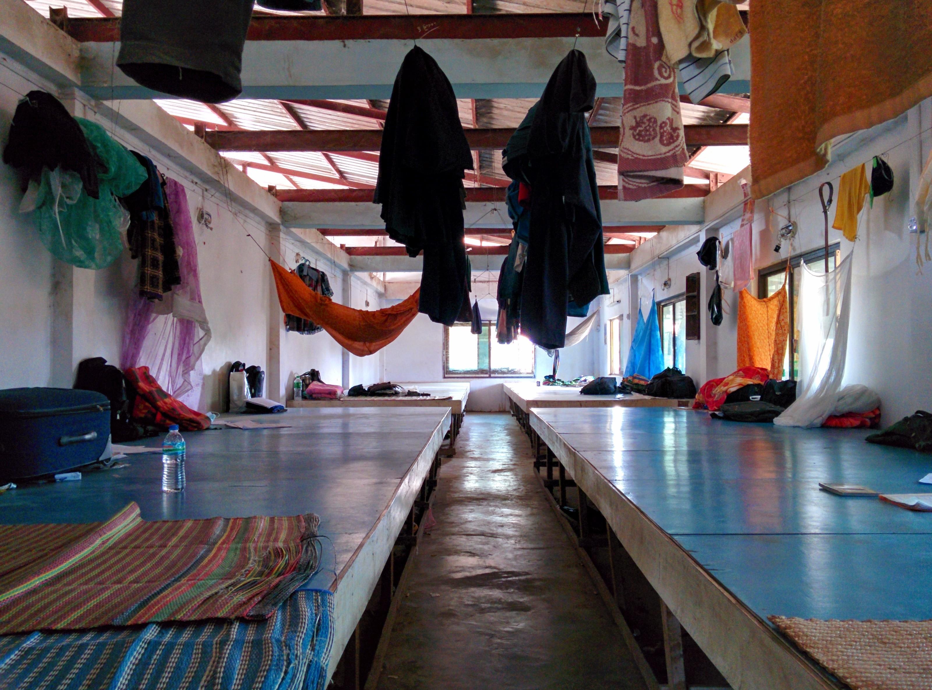 トレーニングセンター宿泊施設