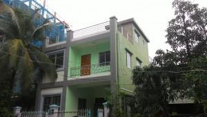ミャンマー・ヤンゴンシェアハウス