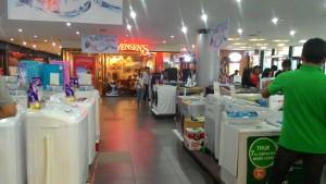 ミャンマーショッピング