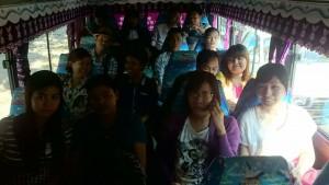 ミャンマーボランティア教師