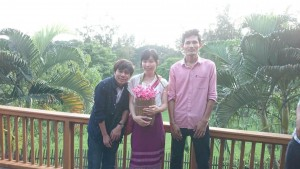 ミャンマー海外短期ボランティア