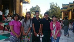 ミャンマー日本語教師ボランティア