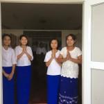 ミャンマー介護技能実習生
