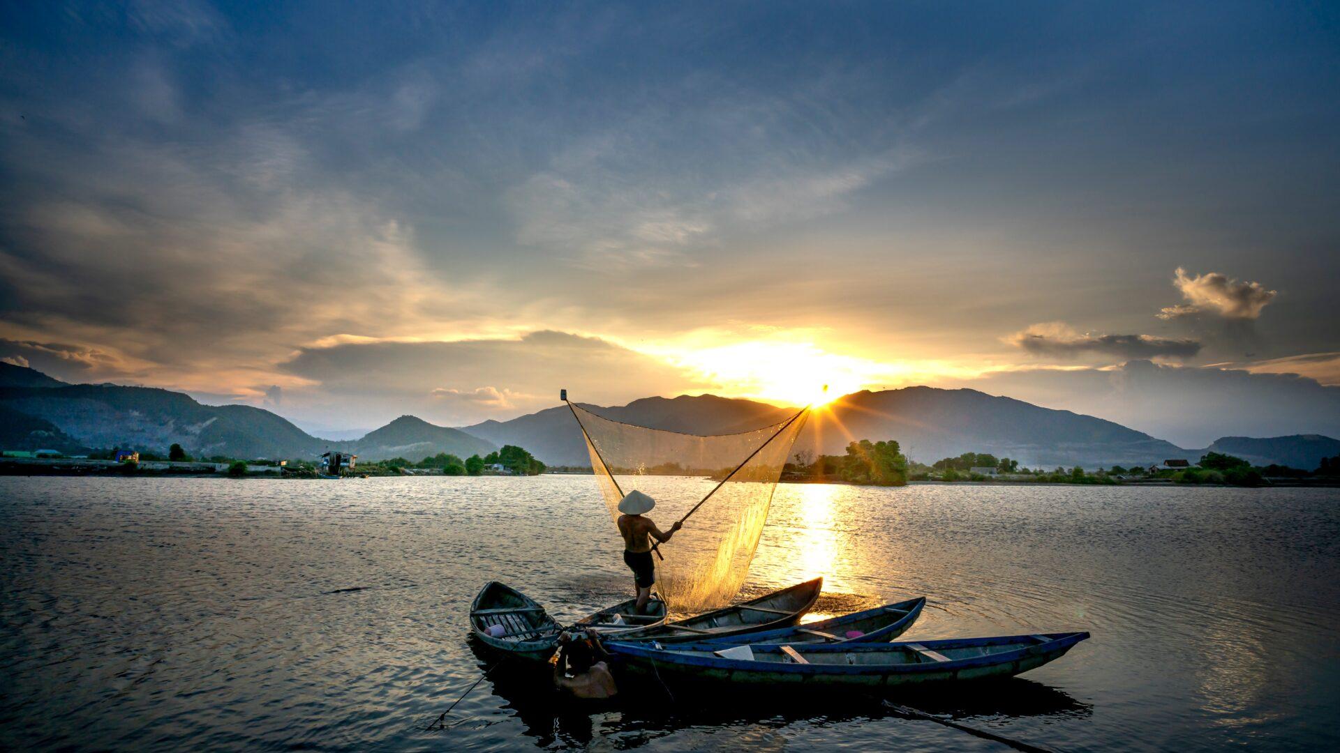 ミャンマーの美しい景色